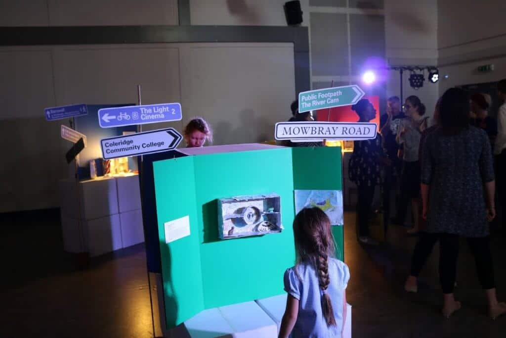 MofUS Coleridge exhibition
