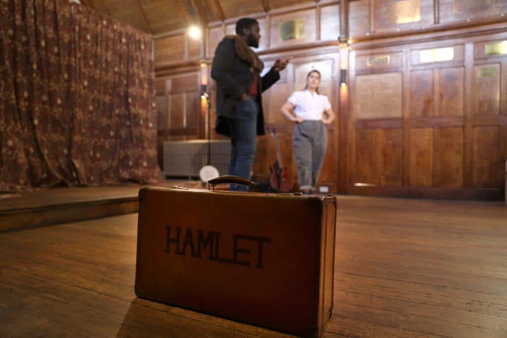 London, United Kingdom - Thursday 22 October 2020 - New International Encounter, Hamlet.