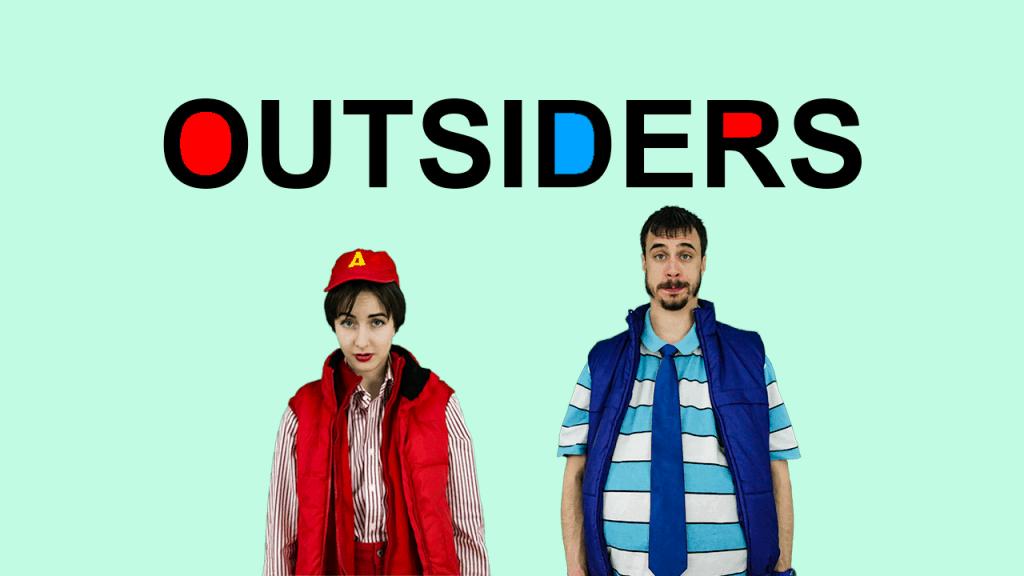 OUTSIDERS - Youtube thumbnail